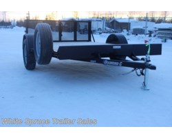 "#33UTV14-96725 - 2018 Diamond C 6'5"" X 14' UTV TRAILER W/ 3500# AXLE"
