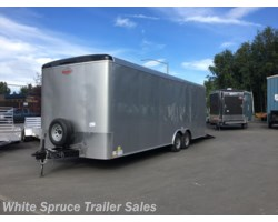 "#BL826TA3-468464 - 2018 Cargo Mate  8.5' X 26' X 7'7"" ENCLOSED CAR HAULER PKG"