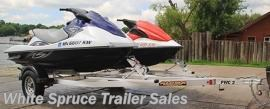 "2019 Aluma 8'5"" x 15'1"" Double Place Watercraft Trai"