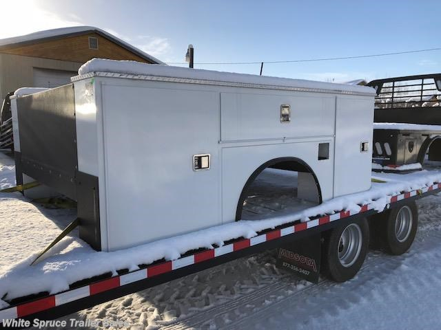 2018 Miscellaneous CM TRUCKBEDS SERVICE BODY WITH DRAWERS