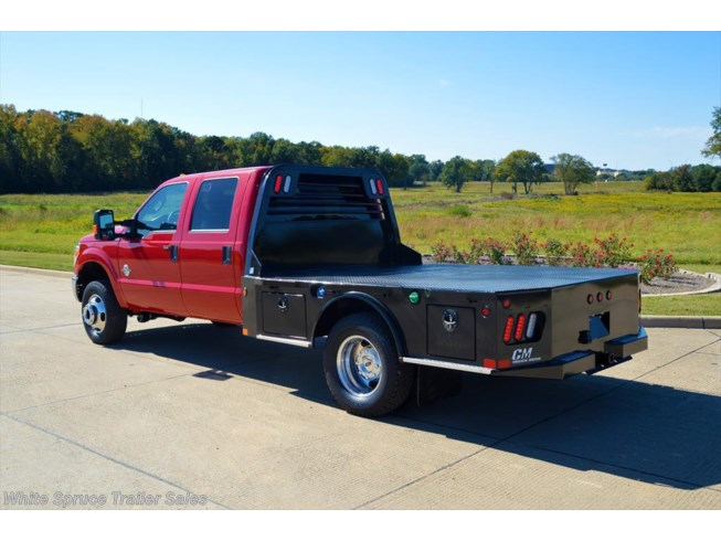 2018 Miscellaneous CM TRUCKBEDS Steel Truckbed with Skirt and Toolbox