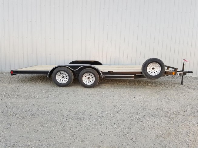 "2018 Diamond C 6'11"" X 16' CAR HAULER, 7K"