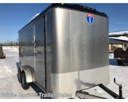 #USED-46466 - 2017 Interstate 7' X 14' ENCLOSED CARGO 7K