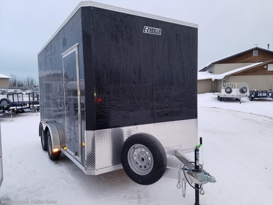 "2018 Mission Trailers 7.5' X 14' X 5'10"" ALL ALUMINUM ENCLOSED"