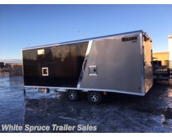 #MES10127-016160 - 2018 Mission Trailers 8.5' X 27' LOADED TOY HAULER