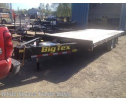 #14OA-20-29080 - 2018 Big Tex 8.5' X 20' DECKOVER EQUIPMENT 14K
