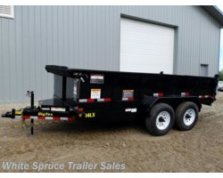 "#DMP14LX-46889 - 2019 Big Tex 83"" X 14' DUMP TRAILER, 14K"