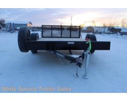 "#33UTV12-96711 - 2018 Diamond C 6'5"" X 12' UTV TRAILER W/ 3500# AXLE"