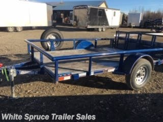 "2016 Diamond C 6'5"" X 10' UTILITY SINGLE 3500# AXLE"