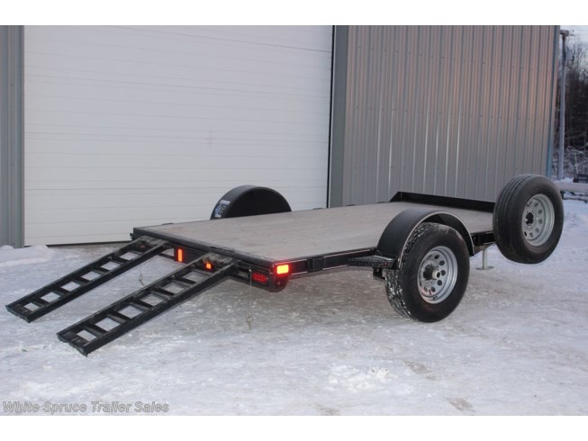 "2019 Diamond C 6'5"" X 10' UTV TRAILER W/ 5200# AXLE"