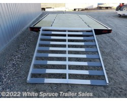 #861214ST-00492 - 2017 Midsota 8.5' X 12' STEEL SNOWMACHINE TRAILER