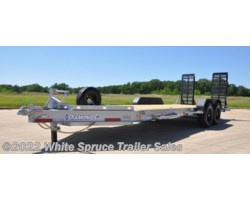"#19LP22-83384 - 2017 Diamond C 82"" X 22' LOW PROFILE 14K EQUIP"