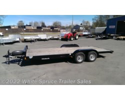 #COM20-50203 - 2018 C&B 20' CAR HAULER 7K TRAILER