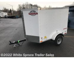 #EHW46SA-467663 - 2018 Cargo Mate  4' X 6' SINGLE AXLE CARGO TRAILER