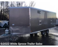#MES10118-015794 - 2018 Mission Trailers 8.5' X 23' TOY HAULER HEAT & INS