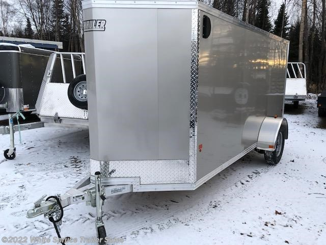 2018 Mission Trailers 5' X 12' ALL ALUMINUM ENCLOSED 3K