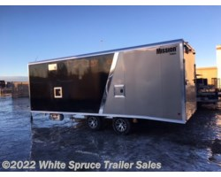 #MES10122-016160 - 2018 Mission Trailers 8.5' X 27' LOADED TOY HAULER