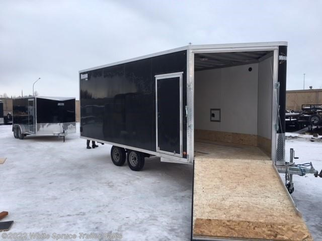 2018 Mission Trailers 8.5' X 23' TOY HAULER