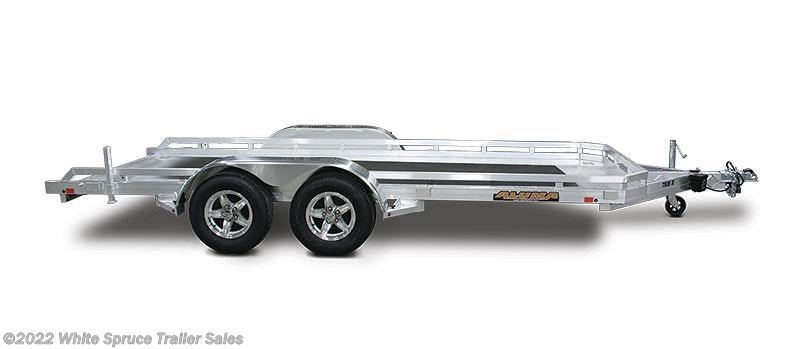 "2019 Aluma 78"" X 16' ALL ALUMINUM CAR HAULER"
