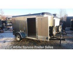 "#BL510-470247 - 2018 Cargo Mate  5' X 10' X 5'4"" ENCLOSED TRAILER W/ RAMP"