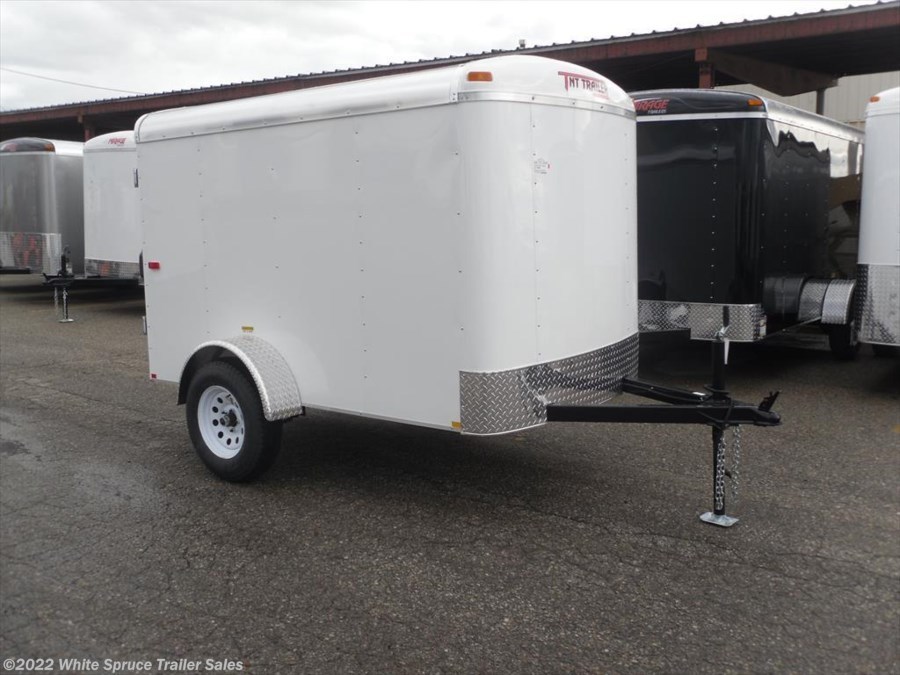 2018 Mirage 5' X 8' CARGO TRAILER 3K BARN DOOR