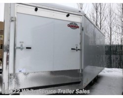 #SB8521TA2-470252 - 2018 Cargo Mate  8.5' X 21' ENCLOSED SNOW TRAILER, 7K