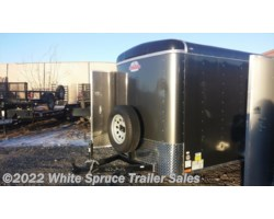 "#BL510-470243 - 2018 Cargo Mate  5' X 10' X 5'4"" ENCLOSED TRAILER W/ RAMP"