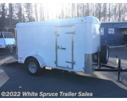 "#BL510-470264 - 2018 Cargo Mate  5' X 10' X 5'4"" ENCLOSED TRAILER W/ RAMP"