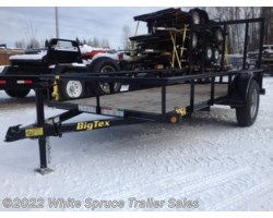 "#30SA8-21052 - 2018 Big Tex 60"" X 8' UTILITY W/ 3500# AXLE"