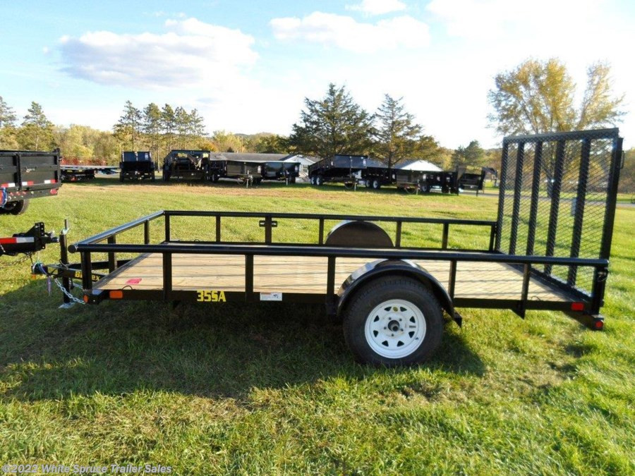 "2018 Big Tex 77"" X 14' UTILITY W/ 3500# AXLE"