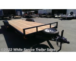 #COM20-52219 - 2018 C&B 20' CAR HAULER 7K TRAILER