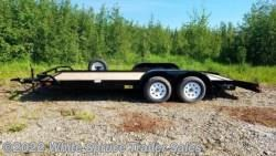 #70CH-18-20517 - 2018 Big Tex 18' Car Hauler 7K with Dovetail