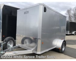 #EZEC610SA-17640 - 2018 Mission Trailers 6' X 10' ALL ALUMINUM ENCLOSED 3K