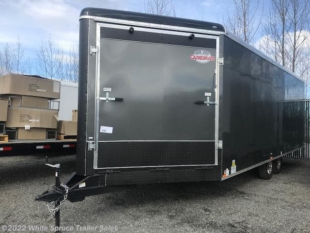 2019 Cargo Mate  8.5' X 27' TOY HAULER INSULATED 10K