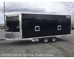 #MES10118-17943 - 2018 Mission Trailers 8.5' X 23' TOY HAULER HEAT & INS + FLOOR
