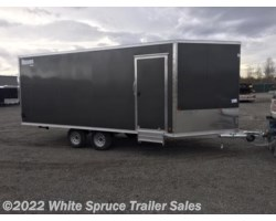 #MES10118-17971 - 2018 Mission Trailers 8.5' X 23' TOY HAULER