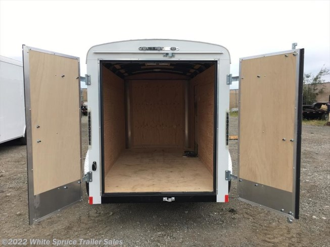 "2019 Cargo Mate  5' X 10' X 5'4"" ENCLOSED TRAILER W/ BARN"