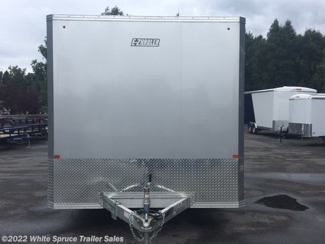 2018 Mission Trailers 8' X 18' X 7' ALL ALUMINUM CARGO 7K