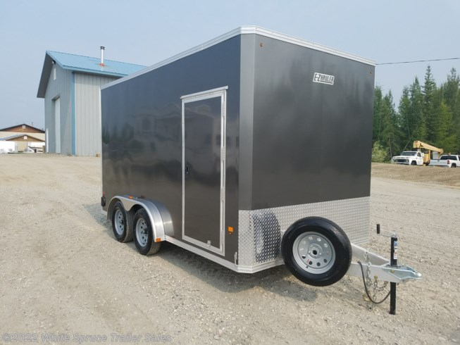 2019 Mission Trailers 7.5' X 14' X 7' ALL ALUMINUM ENCLOSED