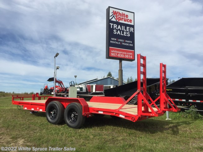"2019 PJ Trailers 83"" X 20' EQUIPMENT 14K"