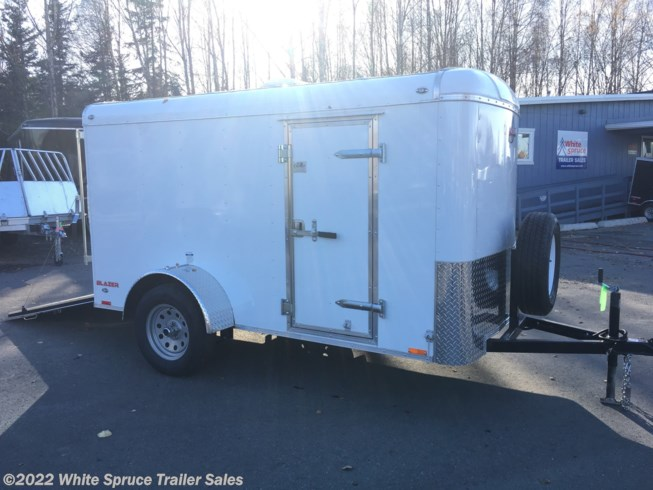 "2019 Cargo Mate  5' X 10' X 5'4"" ENCLOSED TRAILER W/ RAMP"