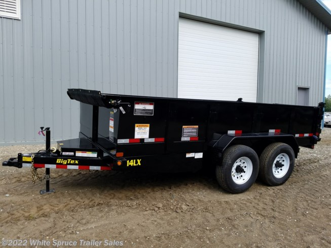 "2019 Big Tex 83"" X 14' DUMP TRAILER, 14K"