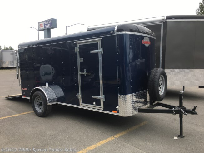 "2019 Cargo Mate  5' X 12' X 5'4"" ENCLOSED TRAILER W/ RAMP"