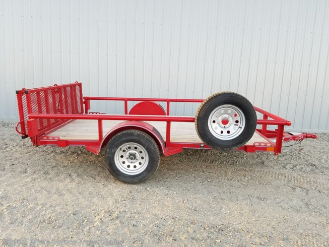 "2018 Diamond C 6'5"" X 10' UTILITY SINGLE 3500# AXLE"