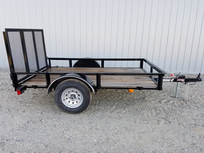 2019 Diamond C 5' X 8' UTILITY SINGLE 1500# AXLE