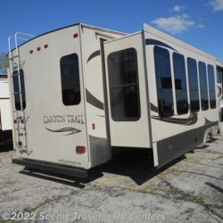 2015 Yellowstone RV Canyon Trail Advanced Profile 33FRLQ  - Fifth Wheel New  in Slinger WI For Sale by Scenic Traveler RV Centers call 800-568-2210 today for more info.