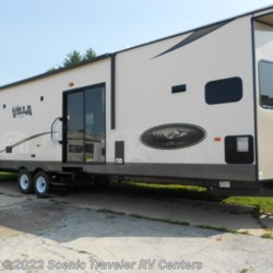 New 2016 Forest River Salem Villa Estate 394FKDS For Sale by Scenic Traveler RV Centers available in Slinger, Wisconsin