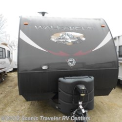 2014 Skyline Walkabout 23LC  - Travel Trailer Used  in Slinger WI For Sale by Scenic Traveler RV Centers call 800-568-2210 today for more info.