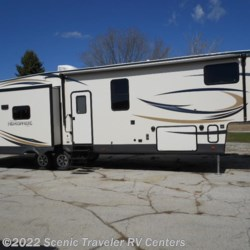 New 2017 Forest River Salem Hemisphere Lite 368RLBHK For Sale by Scenic Traveler RV Centers available in Baraboo, Wisconsin