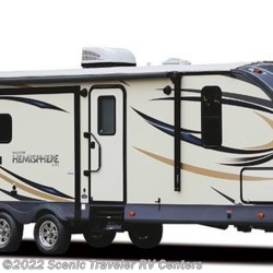 Stock Image for 2016 Forest River Salem Hemisphere Lite 272RL (options and colors may vary)